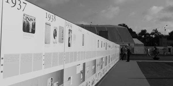 Expo del centenario en Rabat 2013